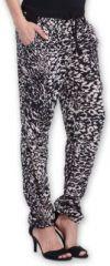 Agr�able pantalon femme fluide imprim� L�opard Lexi 2 273555