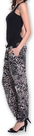 Agréable pantalon femme fluide imprimé Léopard Lexi 2 273558