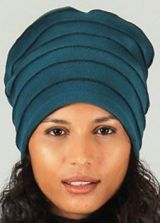 Bonnet pour femme original et pas cher Bleu  Rufin 273212
