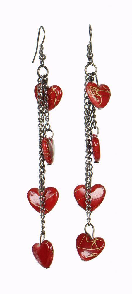 Boucles d\'oreilles originales amor n°6 249985