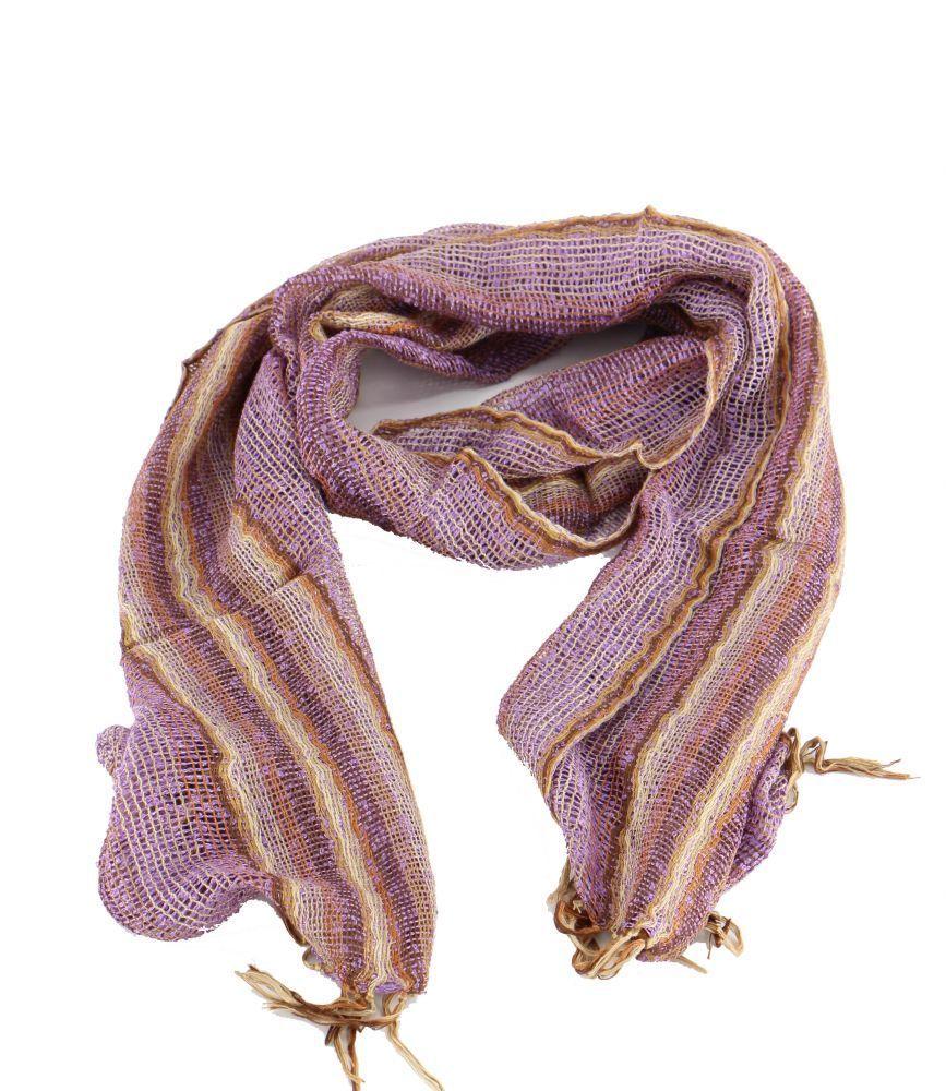 Chèche foulard en rayonne lumina n°8 248203