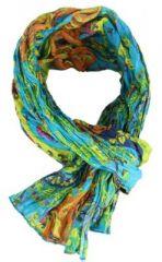 Ch�che foulard imprim� cuslu 22 en coton 263504