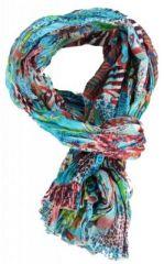 Ch�che foulard imprim� cuslu 25 en coton 263508