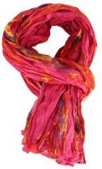 Ch�che foulard imprim� cuslu 26 en coton 263509