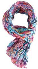Ch�che foulard imprim� cuslu 28 en coton 263511