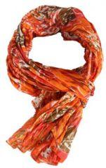 Ch�che foulard imprim� cuslu 33 en coton 263516