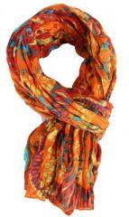 Ch�che foulard imprim� cuslu 35 en coton 263518