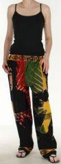 Confortable pantalon femme ethnique et pas cher Jamaik 273163