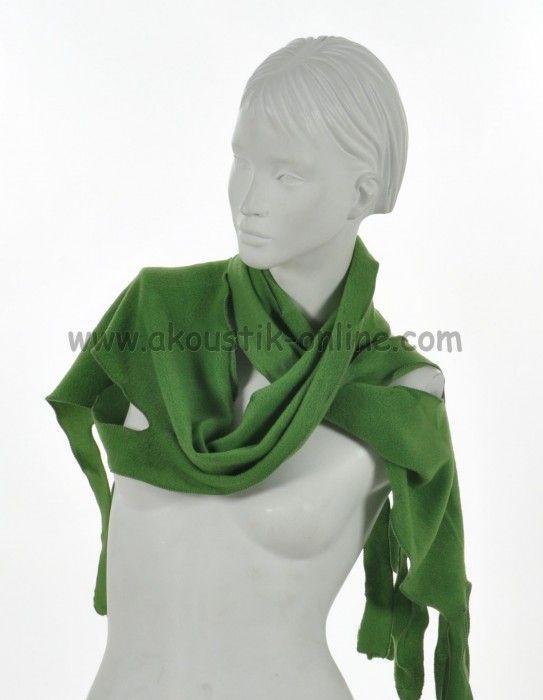 Echarpe polaire bico vert 237730