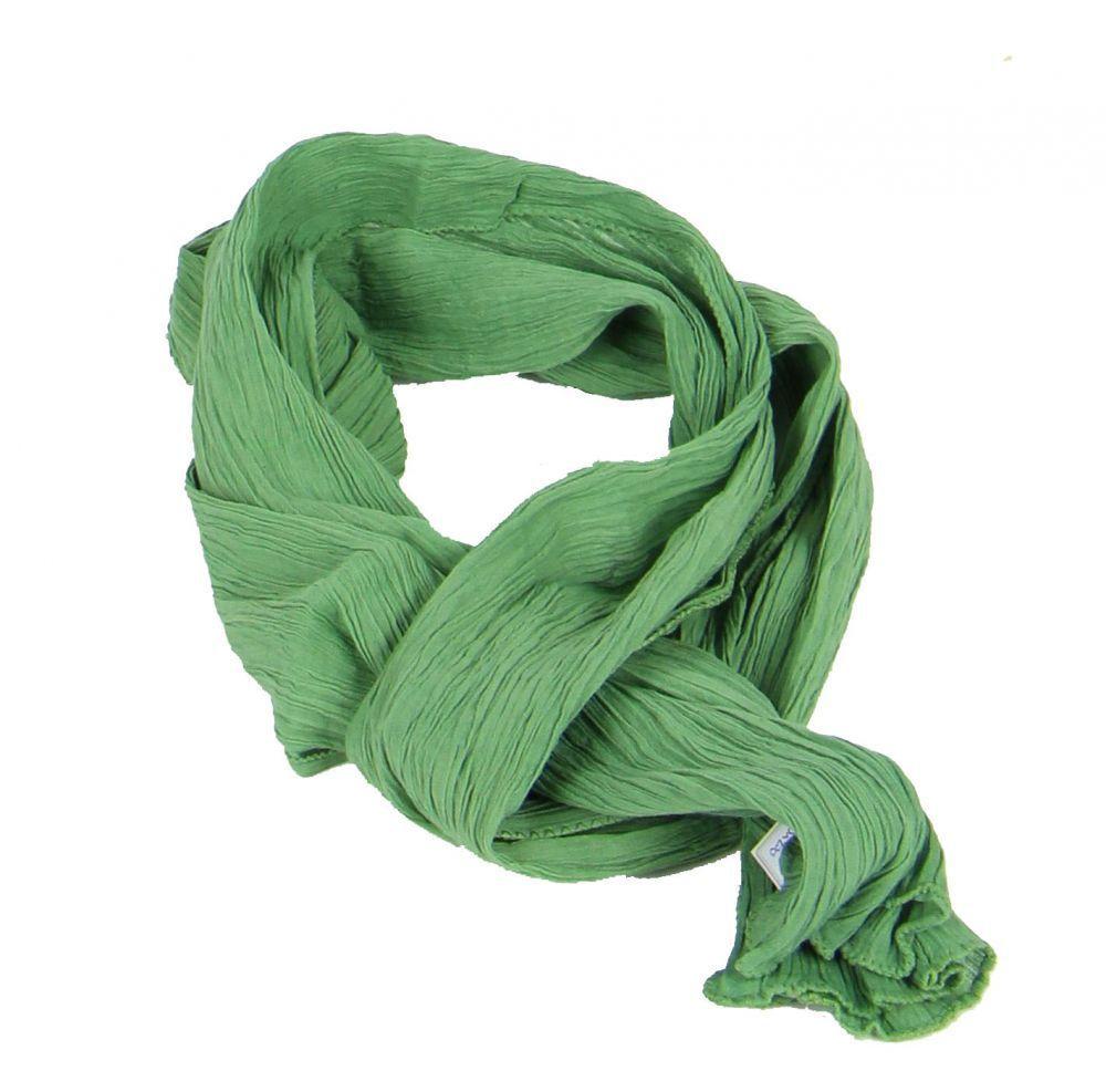 Foulard ethnique perla vert 246314