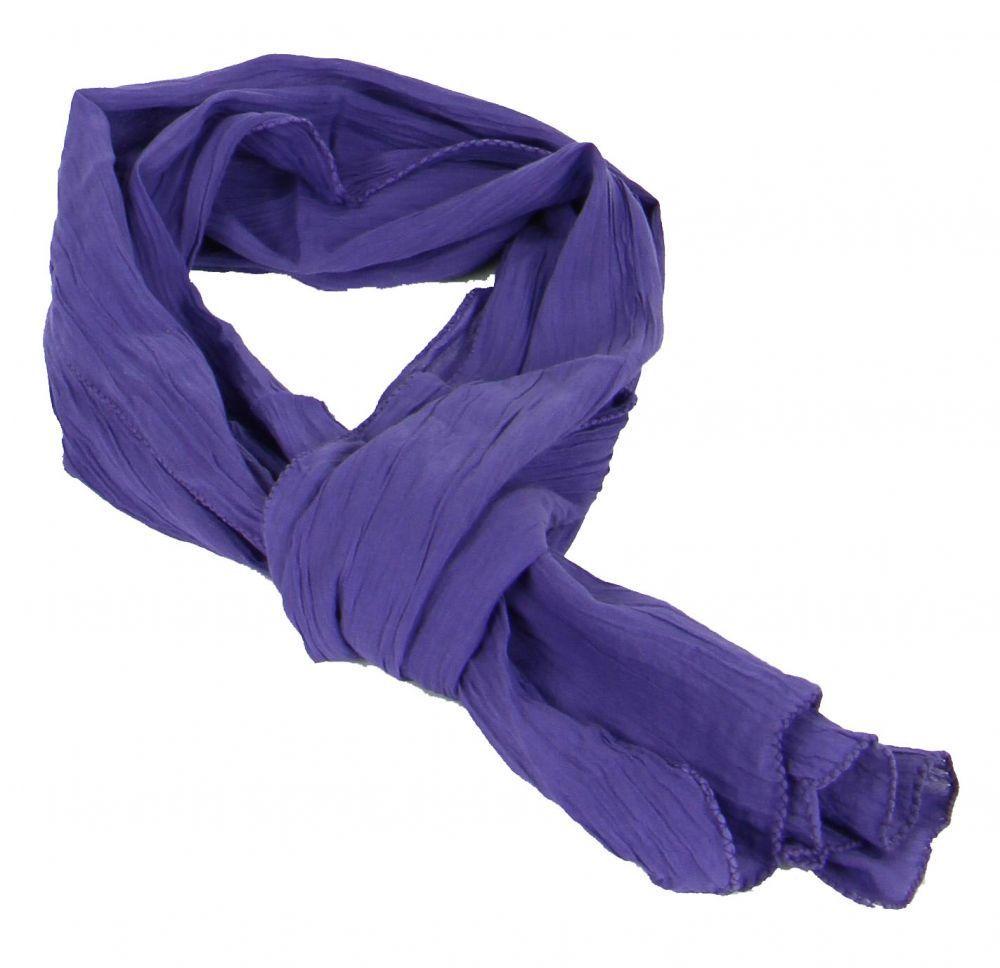Foulard ethnique perla violet 246312