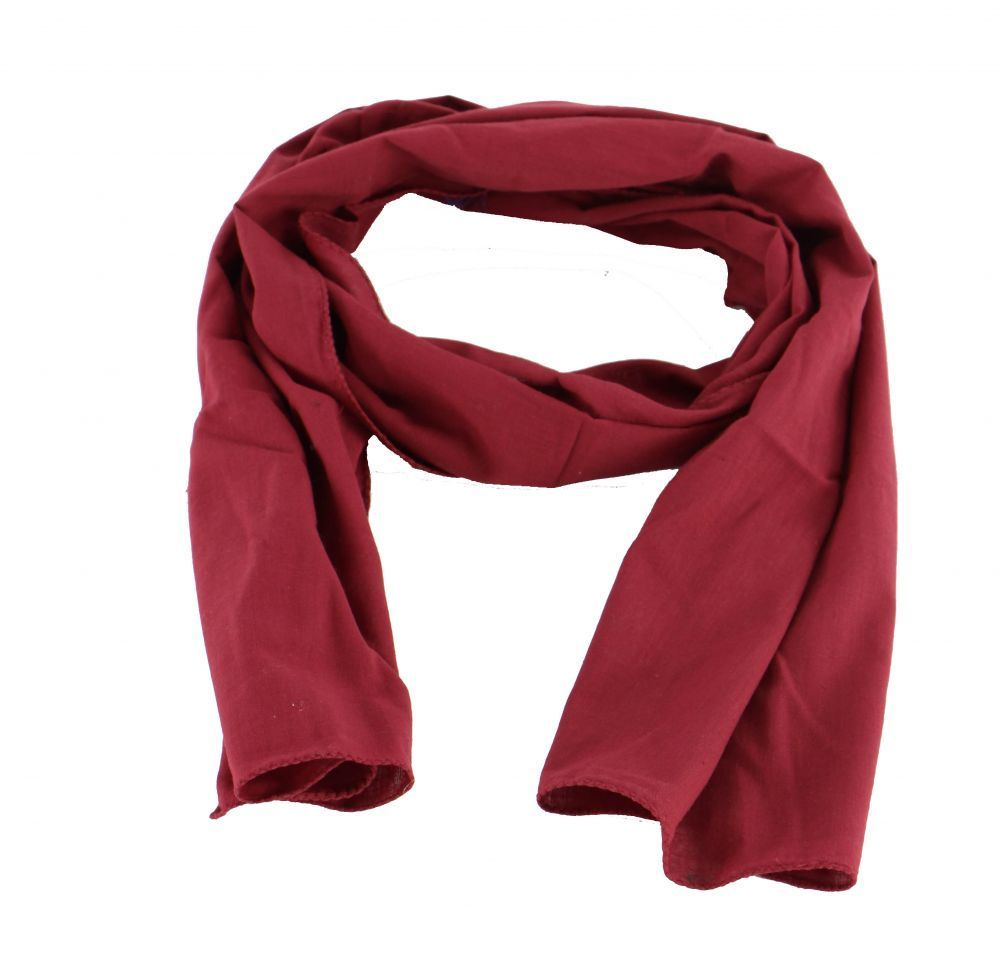 foulard hilma bordeau 248222