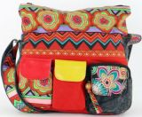 Grand sac Macha pas cher � bandouli�re mod�le Tiki 271537