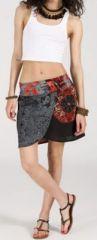 Jupe courte imprimée ethnique pas chère pour l'été Isabeli 6 271646