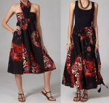 Jupe longue 2en1 transformable en robe B�atrice 269274