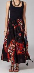 Jupe longue 2en1 transformable en robe Béatrice 269277
