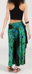 Jupe longue 2en1 transformable en robe-bustier Sarani n1 271386