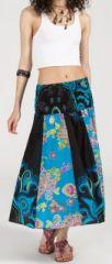 Jupe longue 2en1 transformable en robe-bustier Sarani n11 271428