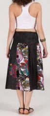 Jupe longue 2en1 transformable en robe-bustier Sarani n3 271394