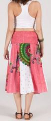 Jupe longue 2en1 transformable en robe-bustier Sarani n6 271408