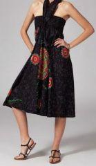 Jupe longue 2en1 transformable en robe Clarice 269308