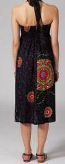 Jupe longue 2en1 transformable en robe Clarice
