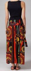 Jupe longue 2en1 transformable en robe Flavie 269304