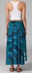 Jupe longue 2en1 transformable en robe Flora 269292