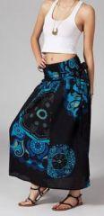 Jupe longue 2en1 transformable en robe Nabine 269267