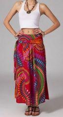 Jupe longue 2en1 transformable en robe Sabrina 269282