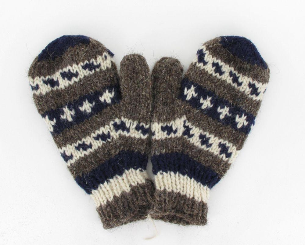 moufle azic en laine 244064
