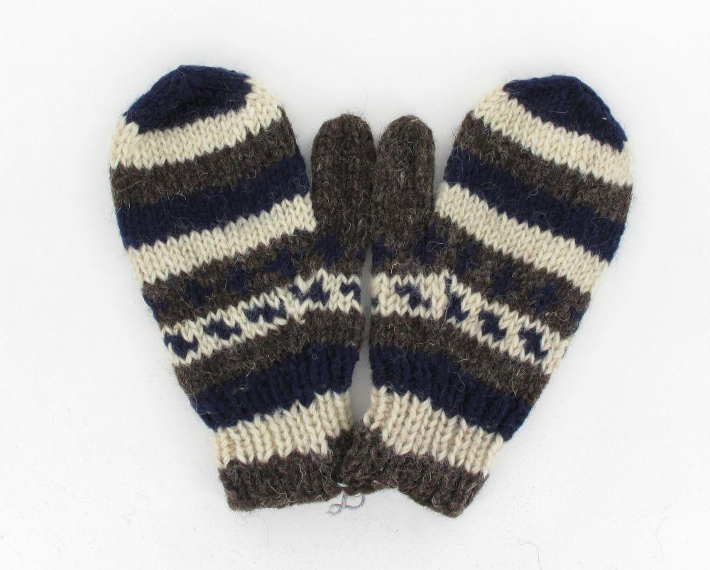 moufle azic en laine 244072