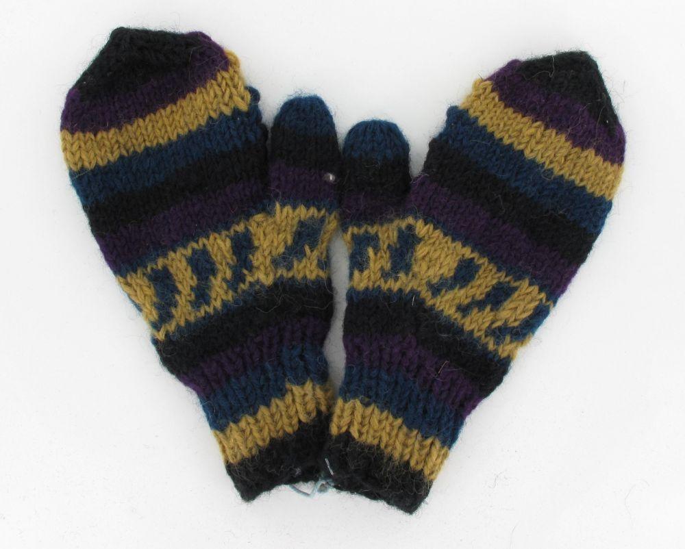 moufle azic en laine 244073