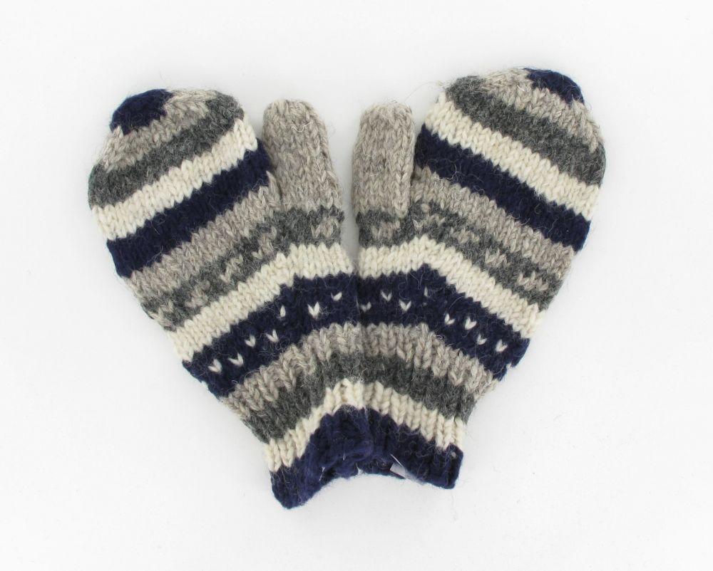 moufle azic en laine 244085