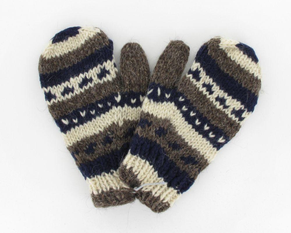 moufle azic en laine 244086