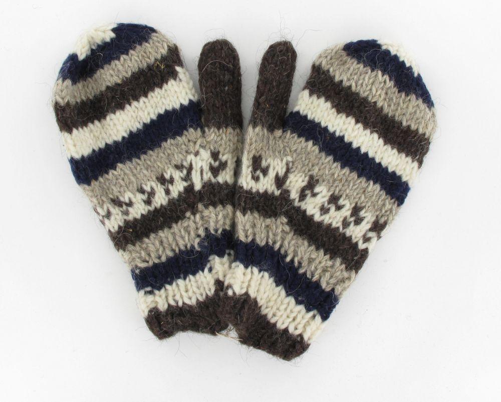 moufle azic en laine 244090