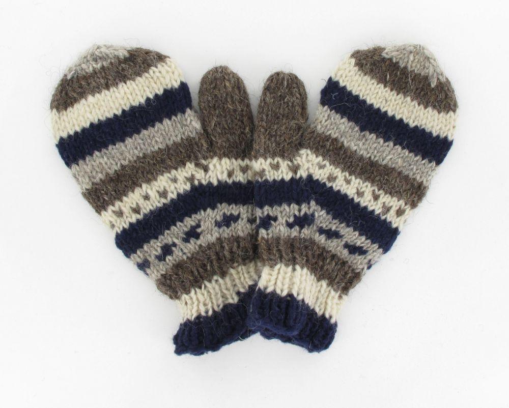 moufle azic en laine 244091