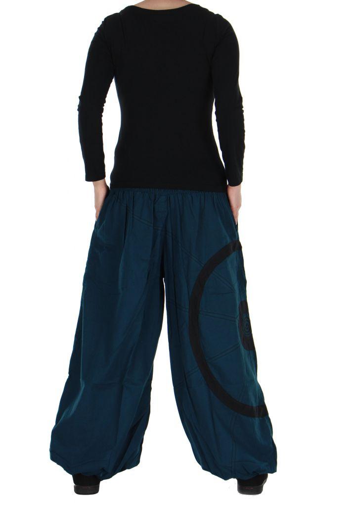 Pantalon aladin bleu original Ciblix 266672
