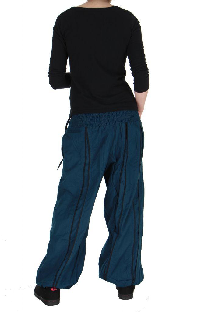 Pantalon aladin mixte bleu Gary 267310