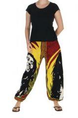 Pantalon Bob Marley smock� 264172