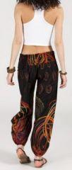 Pantalon coloré pas cher pour femme idéal l\'été Missil 10