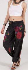 Pantalon color� pas cher pour femme id�al l'�t� Missil 11 271582
