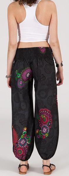 Pantalon coloré pas cher pour femme idéal l\'été Missil 11