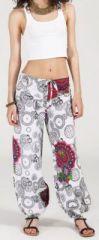 Pantalon color� pas cher pour femme id�al l'�t� Missil 12 271584