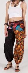 Pantalon color� pas cher pour femme id�al l'�t� Missil 6 271572