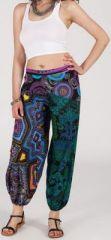 Pantalon color� pas cher pour femme id�al l'�t� Missil 7 271574