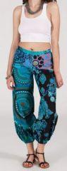 Pantalon color� pas cher pour femme id�al l'�t� Missil 8 271576