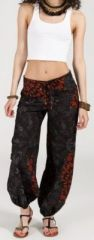Pantalon color� pas cher pour femme id�al l'�t� Missil 9 271578