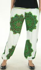 Pantalon d'�t� pour femme Ethnique et L�ger Akang 278027