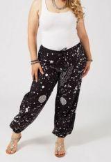 Pantalon de détente femme ronde Gabrielle 268683